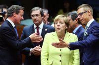 Дэвид Кэмерон и Ангела Меркель.