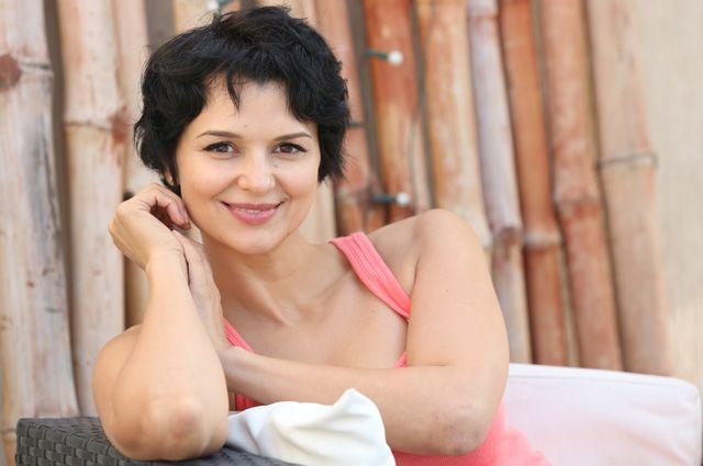 Алёна Россошинская.
