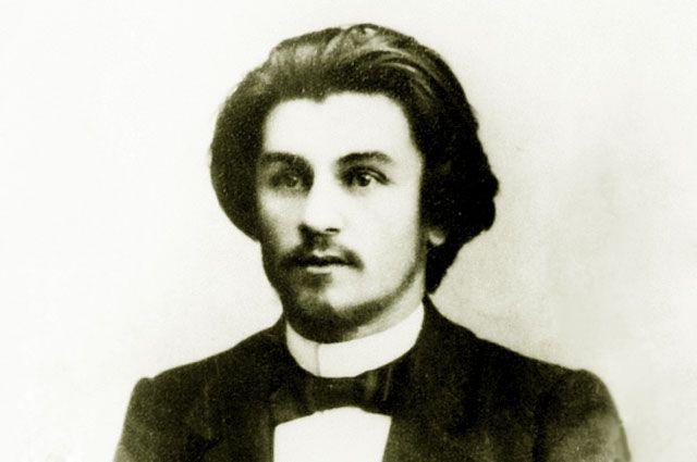 Казимир Малевич. 1900 год.