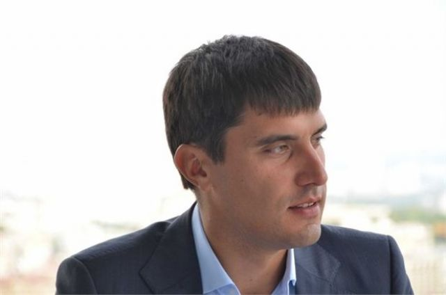 Николай Левченко, народный депутат от Партии регионов