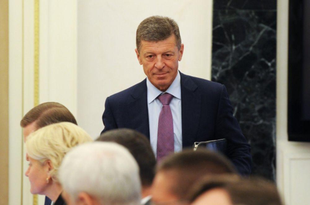 Заместитель председателя Правительства РФ Дмитрий Козак в рейтинге ВЦИОМ занял четвёртое место. На своём посту Козак находится уже почти шесть лет.
