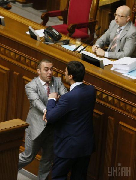 Мирошниченко и Левченко