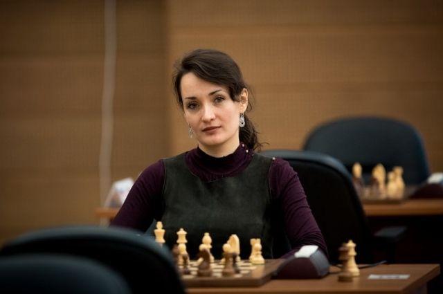 Екатерина Лагно, украинская шахматистка