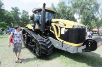 Выставка «АгроОмск»проходит в Омске ежегодно.