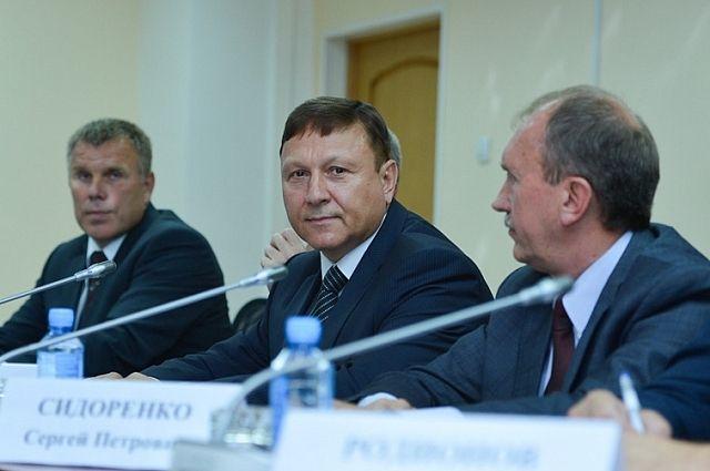 Вице-губернатор Александр Ролик в ЗАТО Фокино.