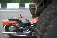 В ДТП мотоциклисту выжить не удалось.