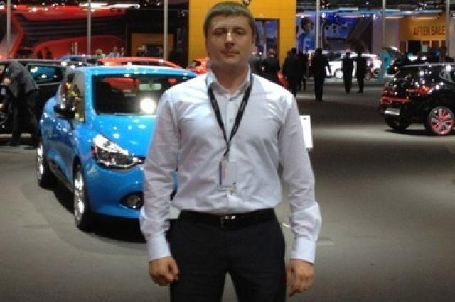 Сергей Машковский, председатель Житомирской ОГА