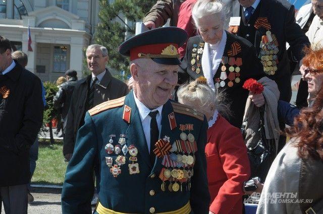 Ветераны теперь смогут отдыхать в Аллее памяти.
