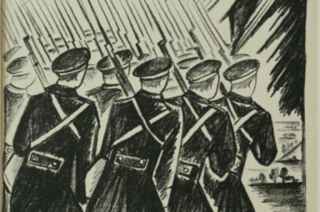 Первую мировую войну через призму искусства смогут увидеть омичи.