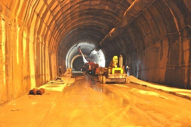 Нарвинский тоннель.