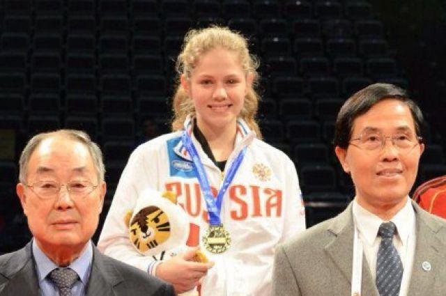 Челябинская тхэквондистка отправилась на юношеские Олимпийские игры в Китай