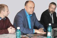 На пресс-конференции подвели итоги 15-летней работы компании.