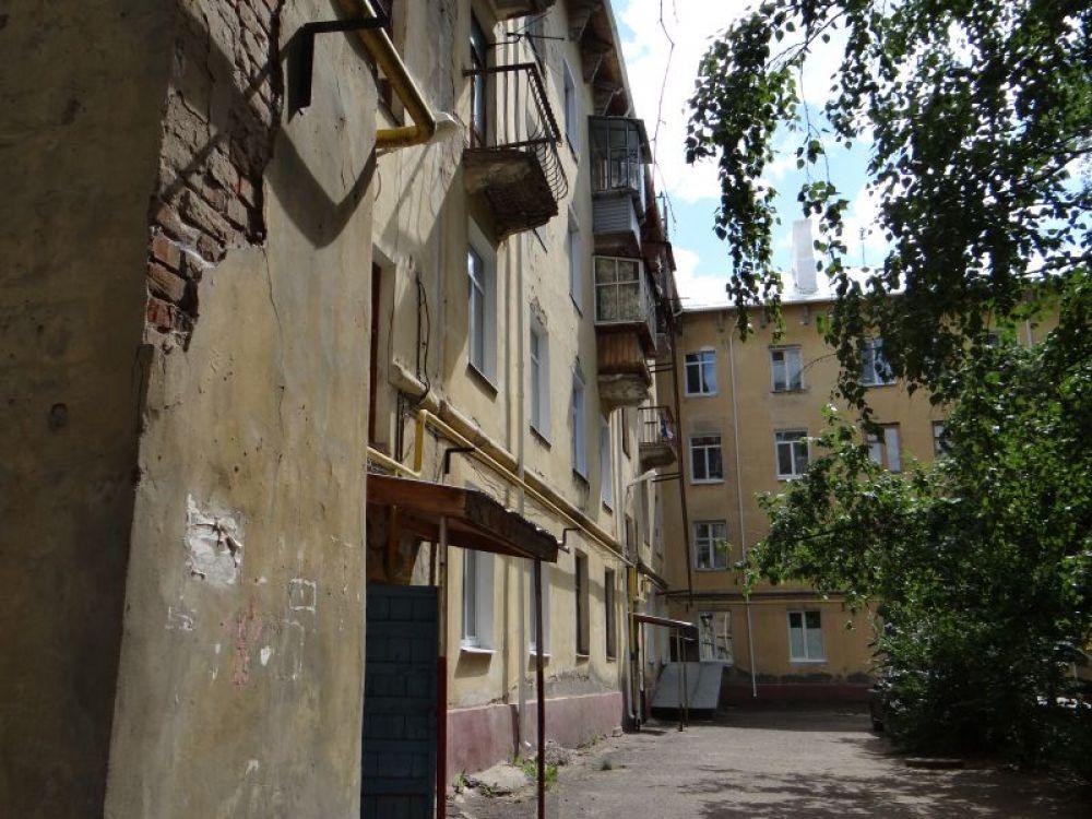 Уютные дворики скоро станут совсем не пригодными для жилья