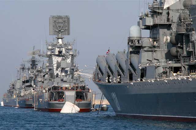 Слава Российскому Военно-Мроскому флоту!