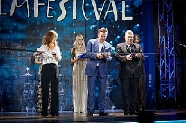 Открытие кинофестиваля «Меридианы Тихого-2013».
