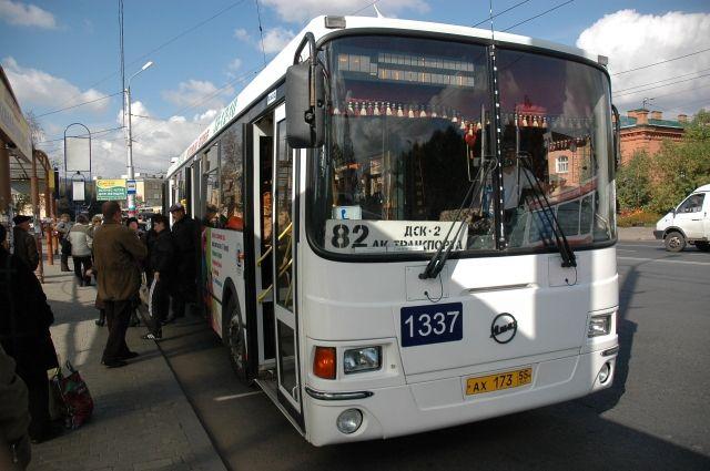 Некоторые автобусные маршруты попали под сокращение.