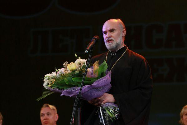 Протоиерей Александр Владимирович Новопашин представит свой фильм.