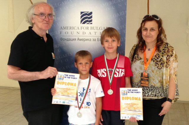 Демьян Бубнов и Антон Сидоров успешно выступили на международных чемпионатах.