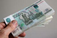 Финансовую поддержку Сбербанк оказывает малым предприятиям.