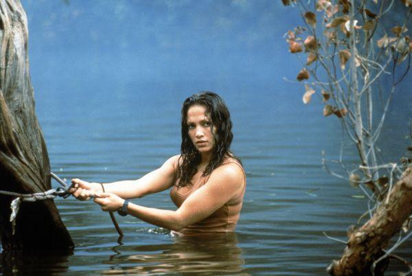 Зрительское признание и слава пришли к Лопес в конце 90-х с выходом фильмов «Кровь и вино», где актриса сыграла в паре с Джеком Николсоном, «Анаконда», и «Поворот» с Шоном Пенном.