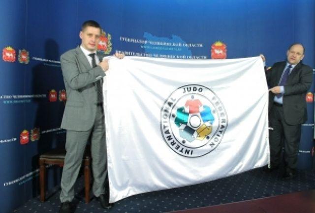 К встрече гостей чемпионата мира по дзюдо в Челябинске готовы
