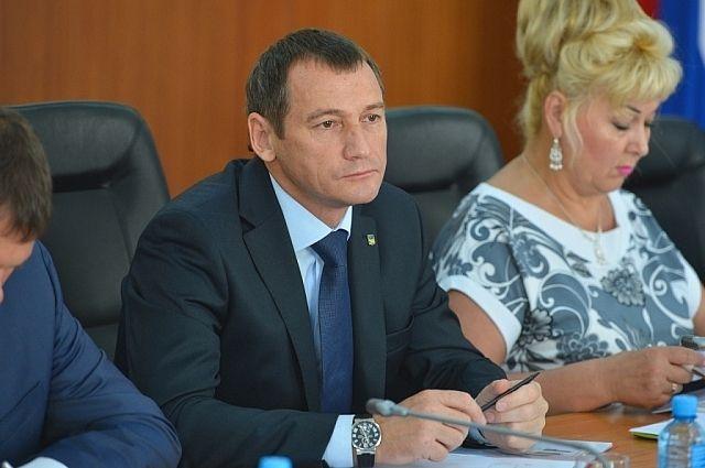Вице-губернатора Алексея Сухова.
