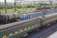 Железнодорожный мост через Омку решено реконструировать.