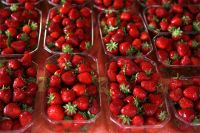 Байкальскую клубнику можно будет купить и отведать в эти выходные.