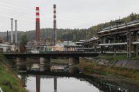 Завод в Златоусте.