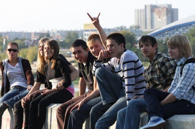 Молодёжи Омска найдут, чем заняться.