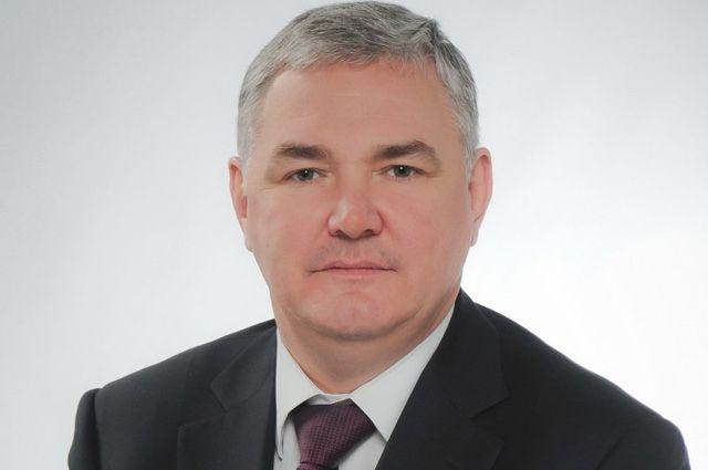 Экс-спикер Законодательного собрания Приморья Евгений Овечкин.
