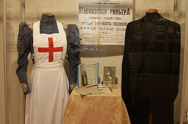 Медицинские инструменты Первой мировой войны покажут в Екатеринбурге
