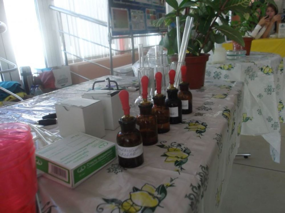 Экспресс-лаборатория по определению качества и безопасности пищевых продуктов