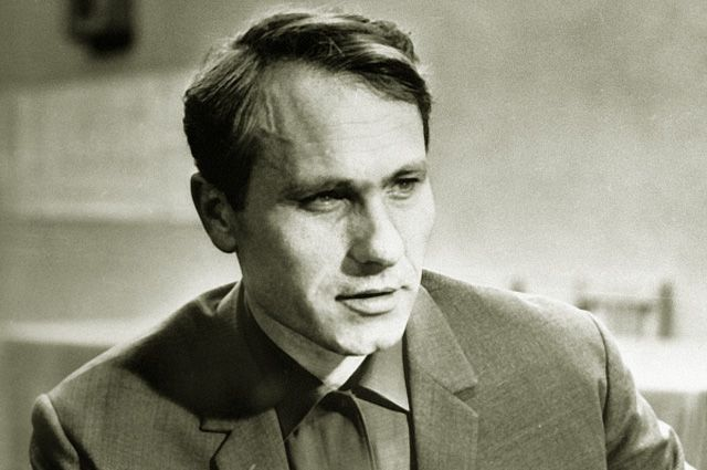 Василий Шукшин. 1970 год.