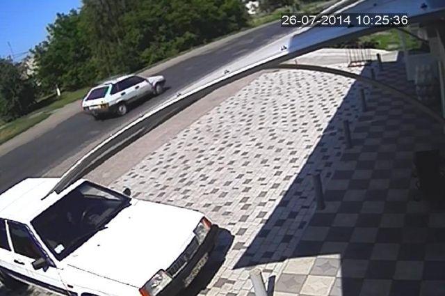 Фото автомобиля убийц Бабаева