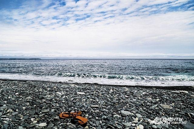 Лето, море, Приморье - коротко о счастье.