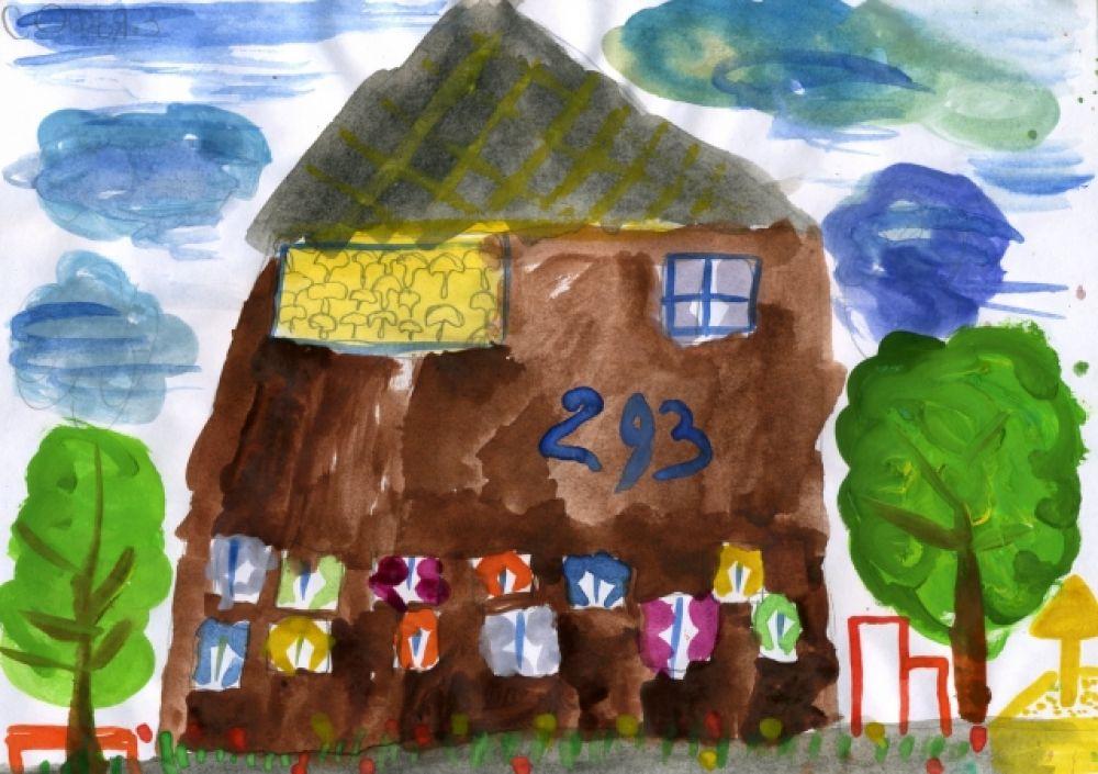 «Наш детский сад». София Захарова, 7 лет.
