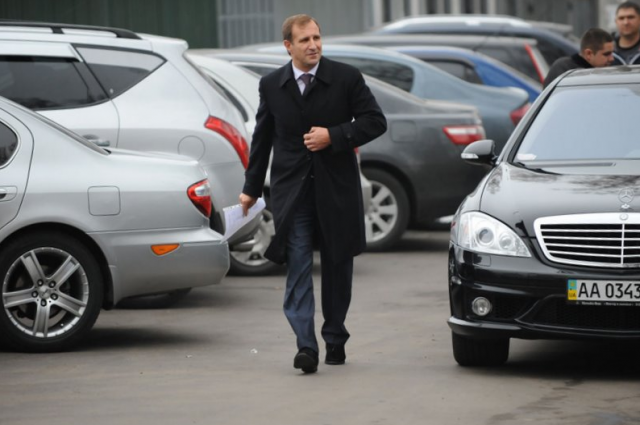 Олег Бабаев, мэр Кременчуга