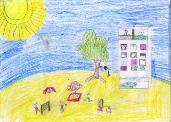 «Мой Омск». Виктория Верговская, 8 лет.
