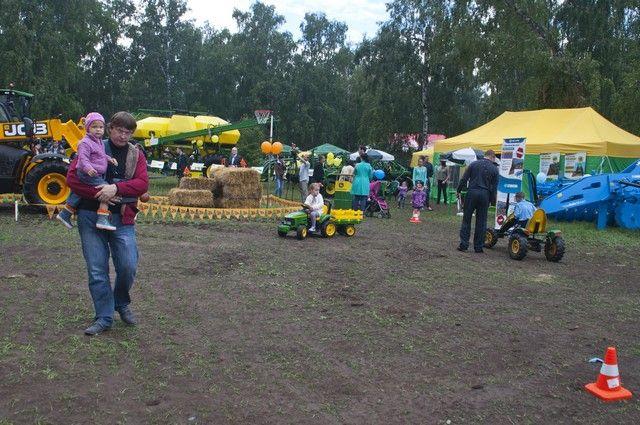 Агровыставку посетили более 350 тысяч человек.