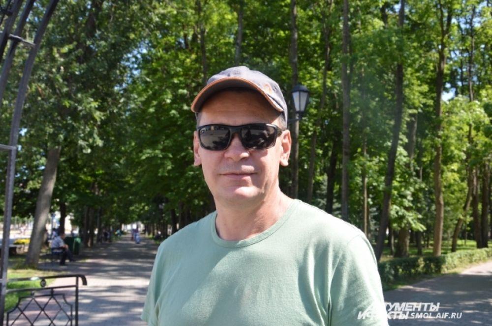 Евгений Преображенский, предприниматель: «Я и раньше не боялся летать и сейчас нисколько не боюсь, даже отдыхать планирую лететь в Израиль».