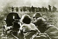 Советские солдаты. 1941 год.