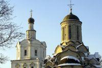 Архангельский храм и Спасский собор (старейшее здание Москвы). Андроников монастырь.
