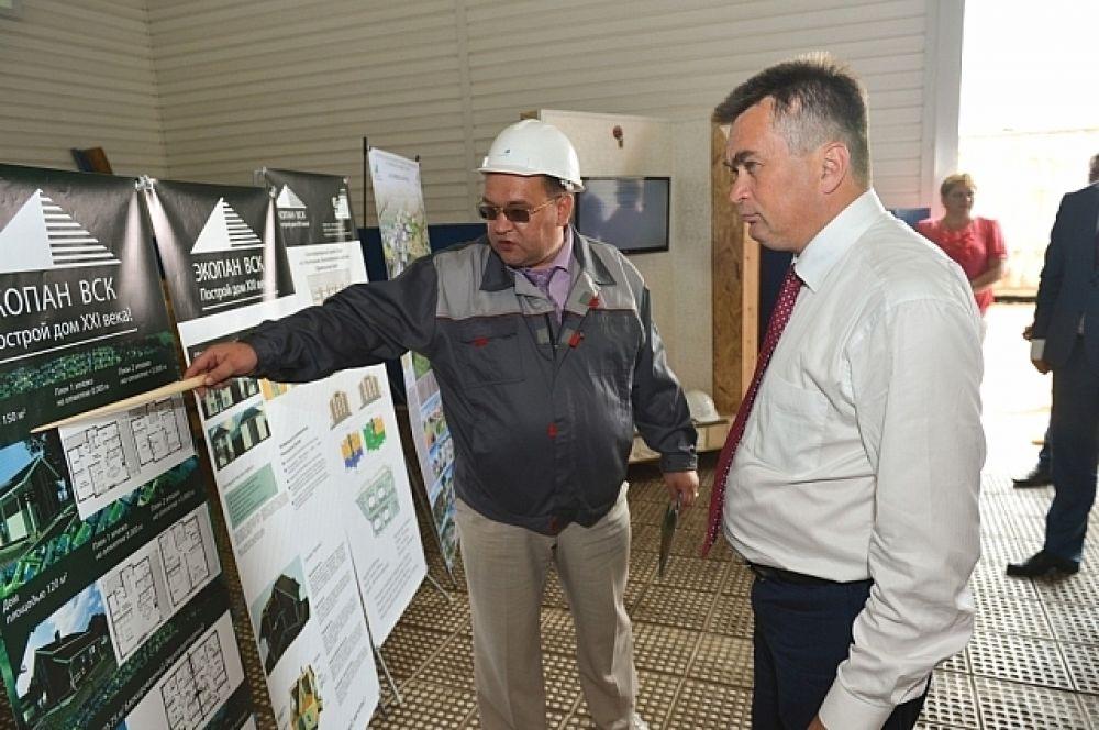 Компания выразила готовность участвовать в реализации проекта по строительству ФАПов.