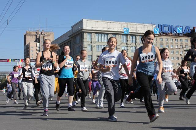 13 сентября в Новосибирске пройдет Сибирский Фестиваль Бега