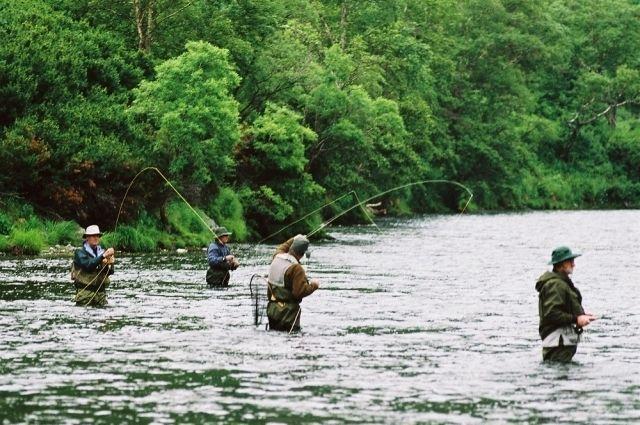 реферат рыболовный туризм