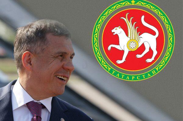 Занимающий уже свыше четырёх лет пост президента Татарстана Рустам Минниханов также набрал 96 баллов.