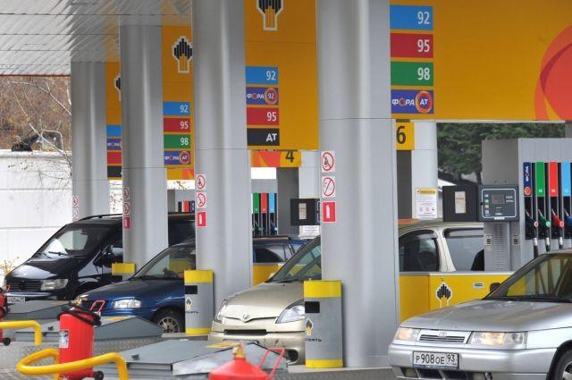 На заправках «РН-Красноярскнефтепродукт» цены не повысились.