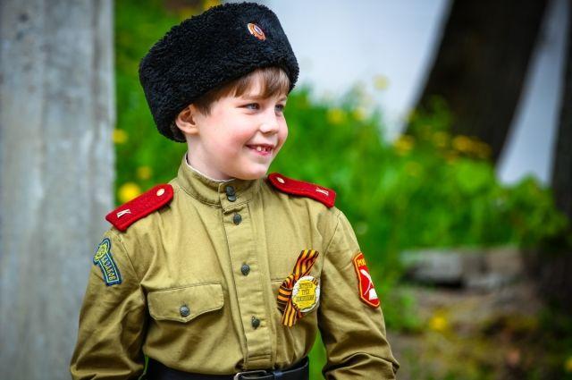 Молодые казаки покажут, что умеют.
