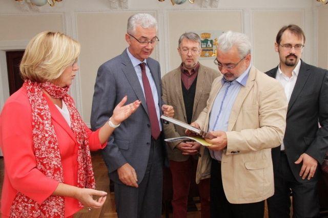 Государственный Эрмитаж откроет на Урале культурно-образовательный центр